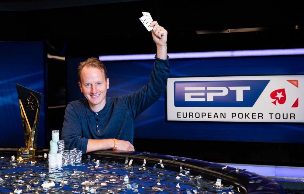 Саймон Брандстрем – победитель Главного События EPT Barcelona