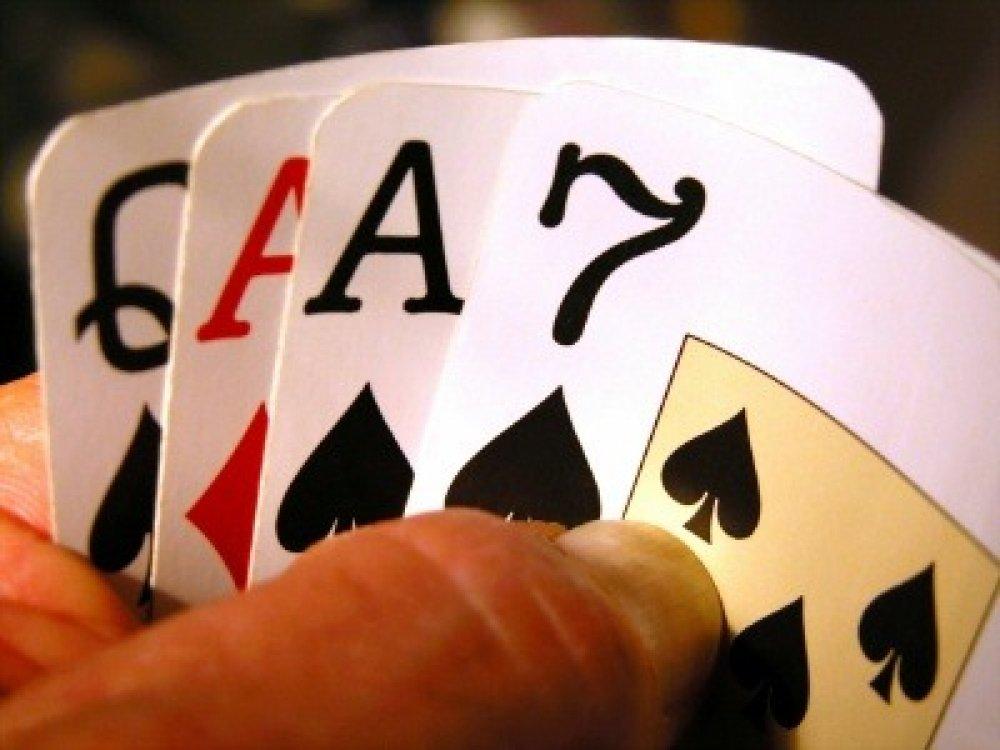 Омаха. Комбинации покера