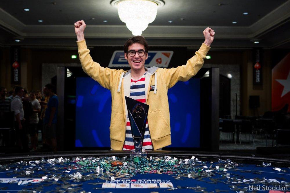 EPT: Себастьян Малец выиграл финальный хэдз-ап!