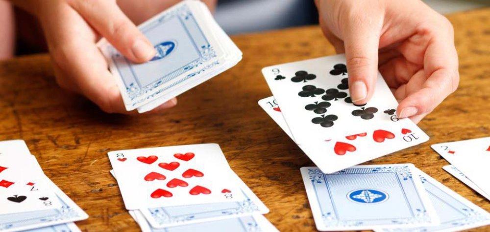 Пасьянс покер