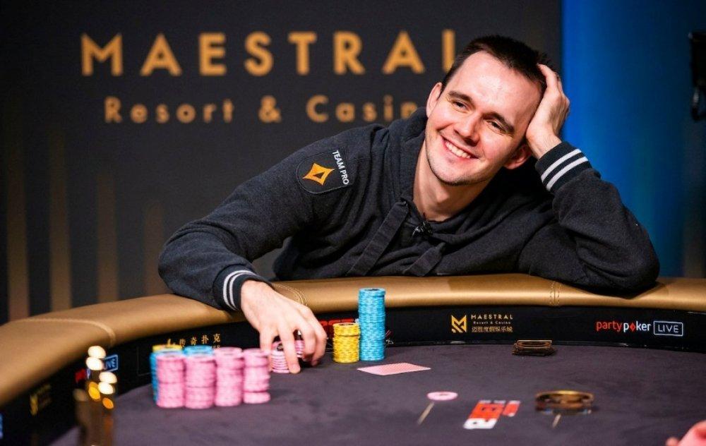 В шаге до топ-3: Никита Бодяковский сыграл в финале ивента British Poker Open