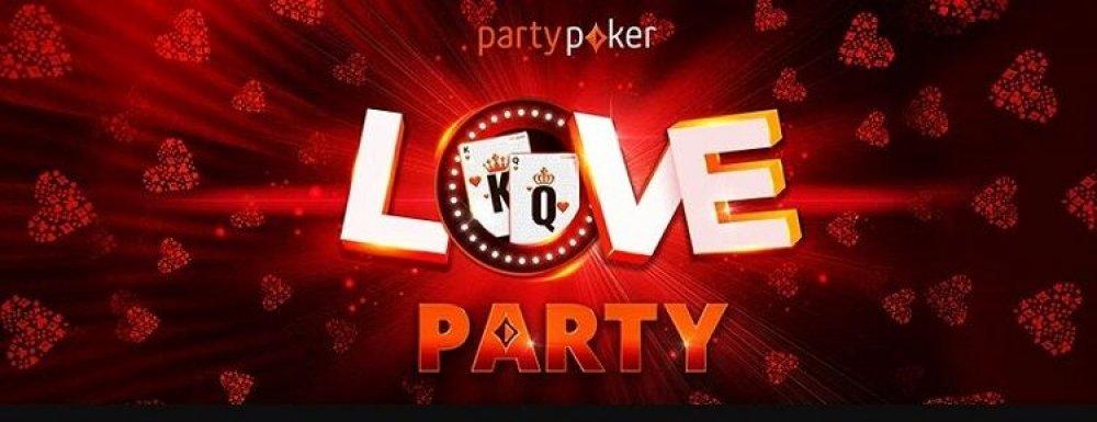 LOVE PARTY: вечеринка из покера, любви и отличных призов