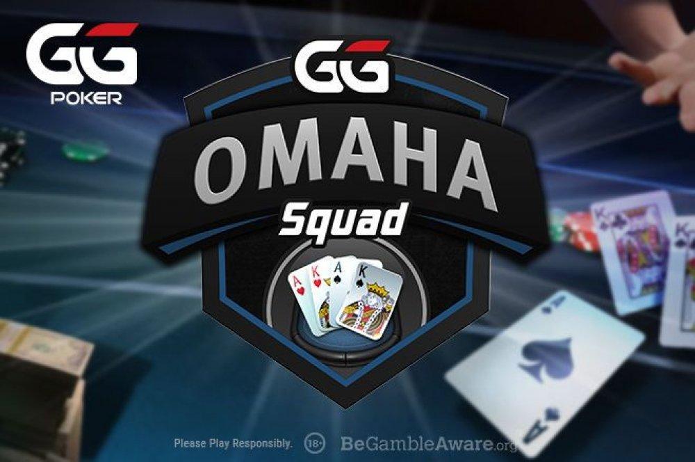 Сеть GGpoker создала новую команду ПРО-игроков – OmahaSquad