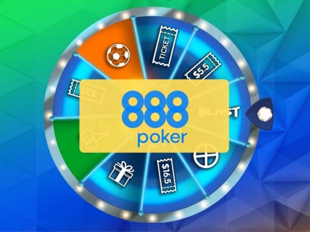 Абсолютно новая сетка турниров от 888poker