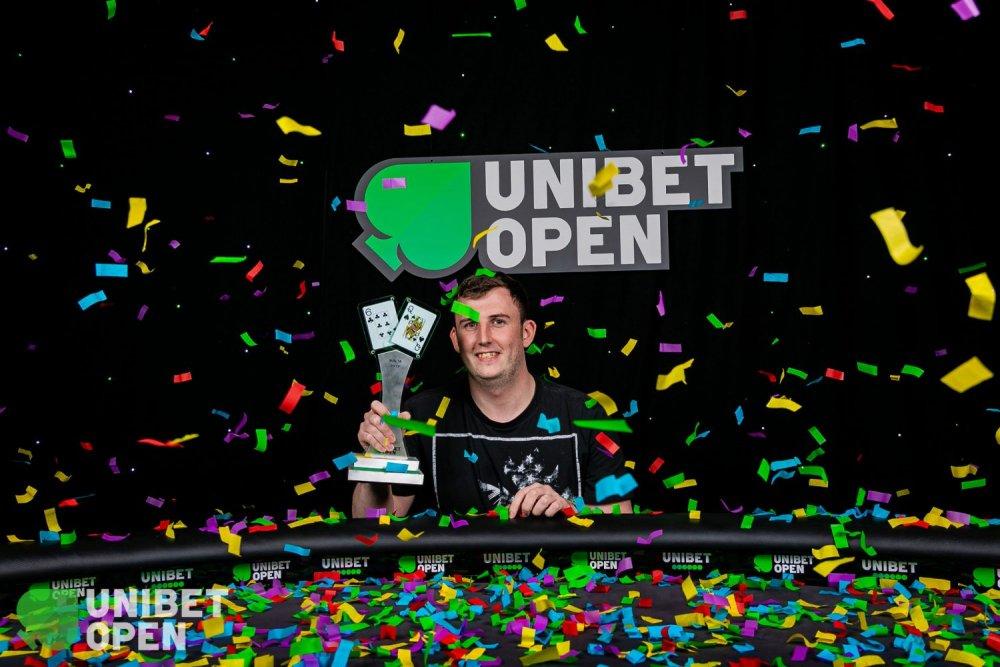 Британец Алан Кар стал чемпионом Мейн Ивента Unibet Open