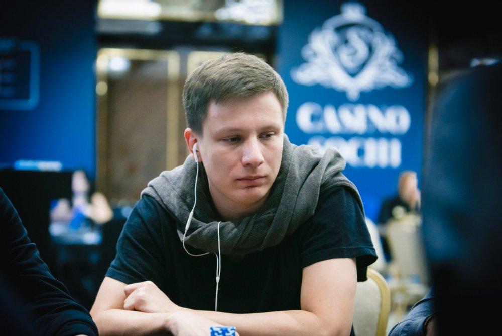 Российский покерист Тимур Хамидуллин попал в топ чипкаунта ЕПТ High Roller за €10.300